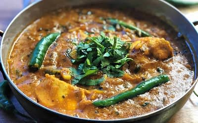 Garlic Chilli Curry Recipe