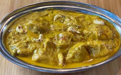 Rezala Curry Recipe