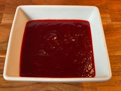 Spicy Red Poppadom Dip
