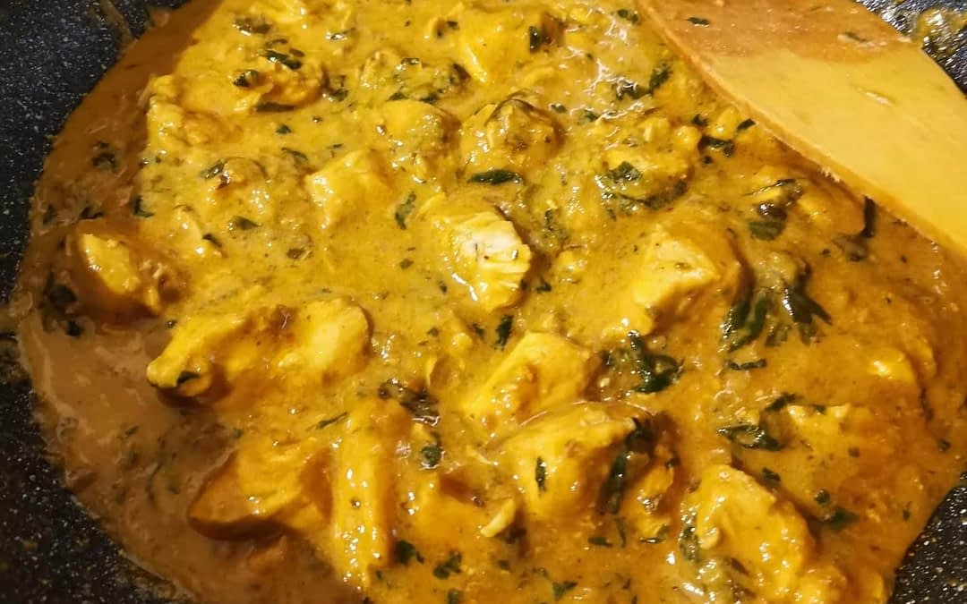 Chicken Coriander & Lemon Achari Mirch