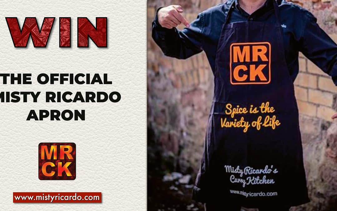 Win the MRCK Apron
