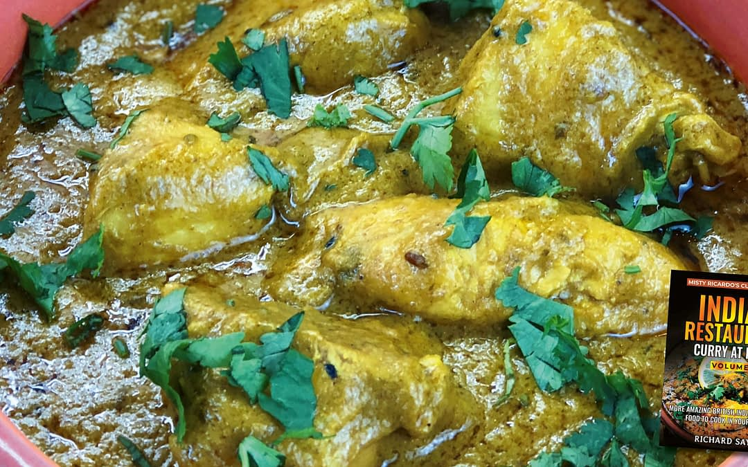 Shorshe Masala Curry Recipe