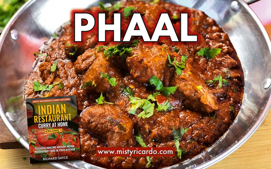 Phaal Curry Recipe