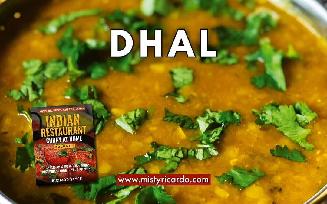 Dhal Recipe