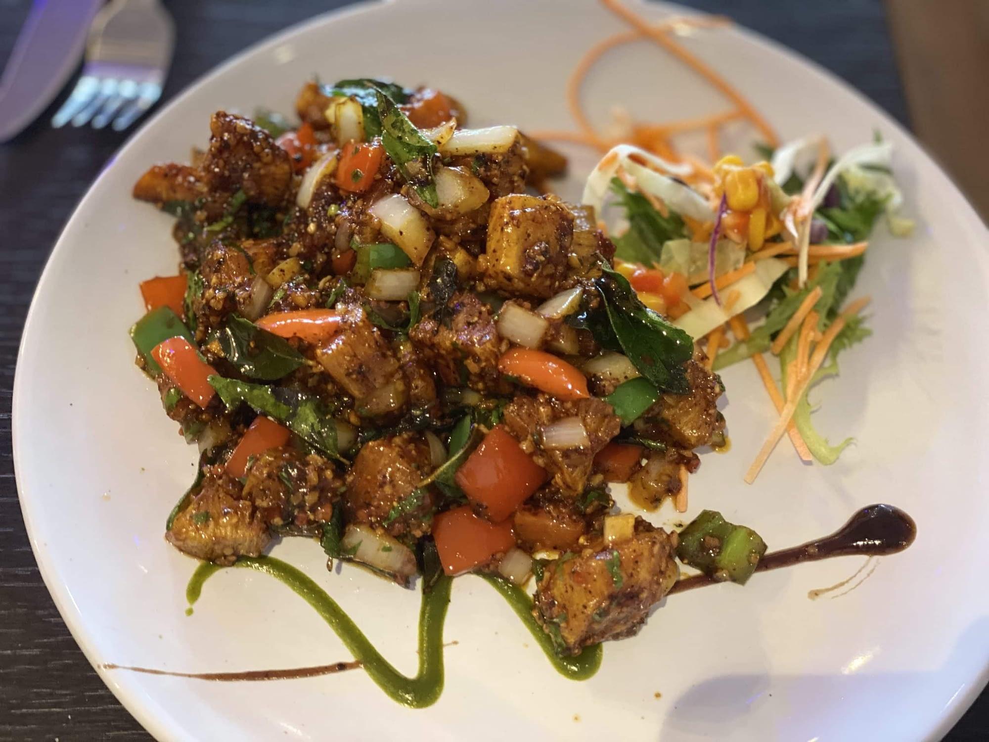 Rama Spice - Massala Mogo (Cassava)