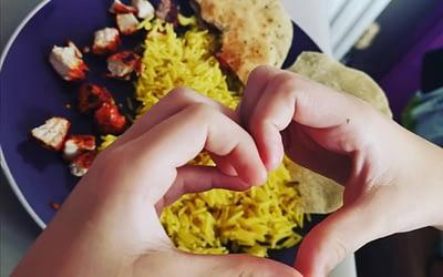 Kids Love Chicken Tikka