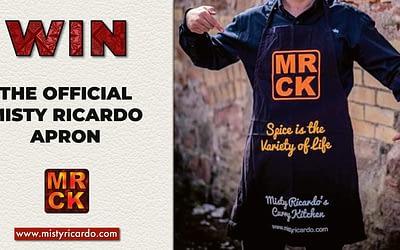 Win the MRCK Apron