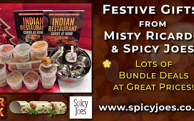 Gifts for the Festive Season from Spicy Joes