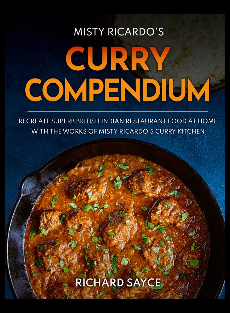 Curry Compendium Cookbook