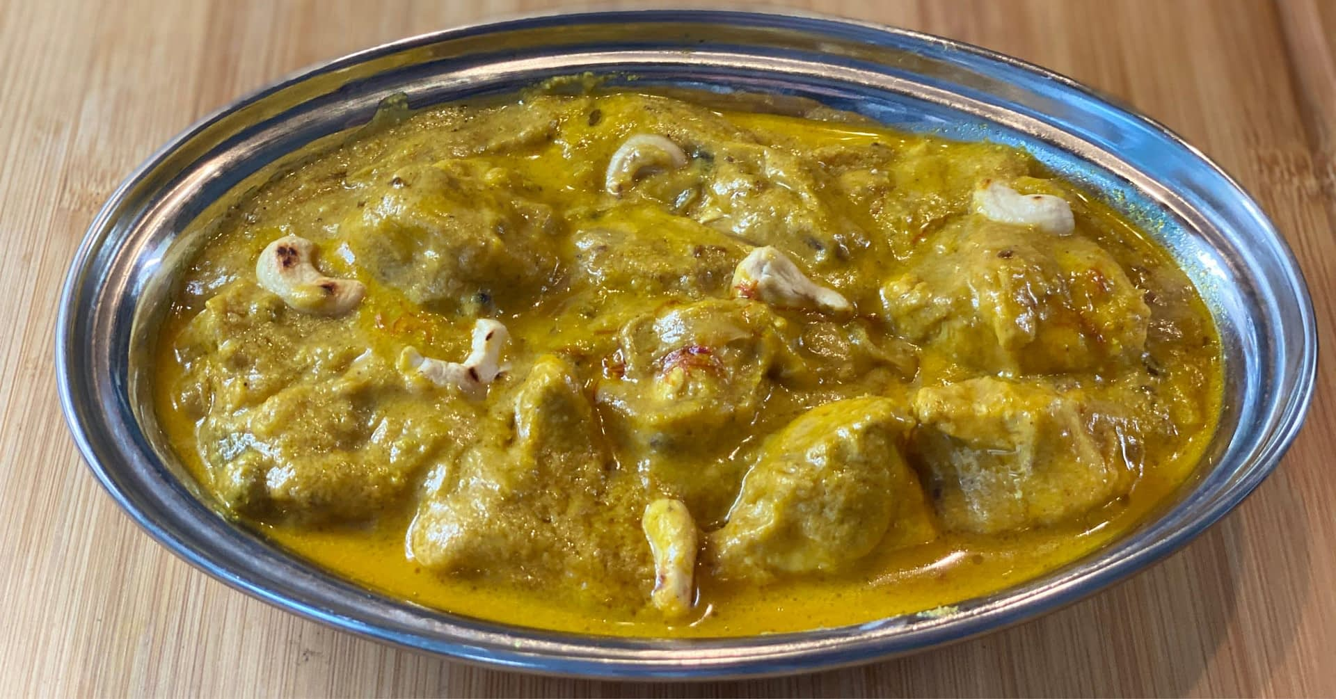 BIR Chicken Rezala Authentic Bengali Tweaks