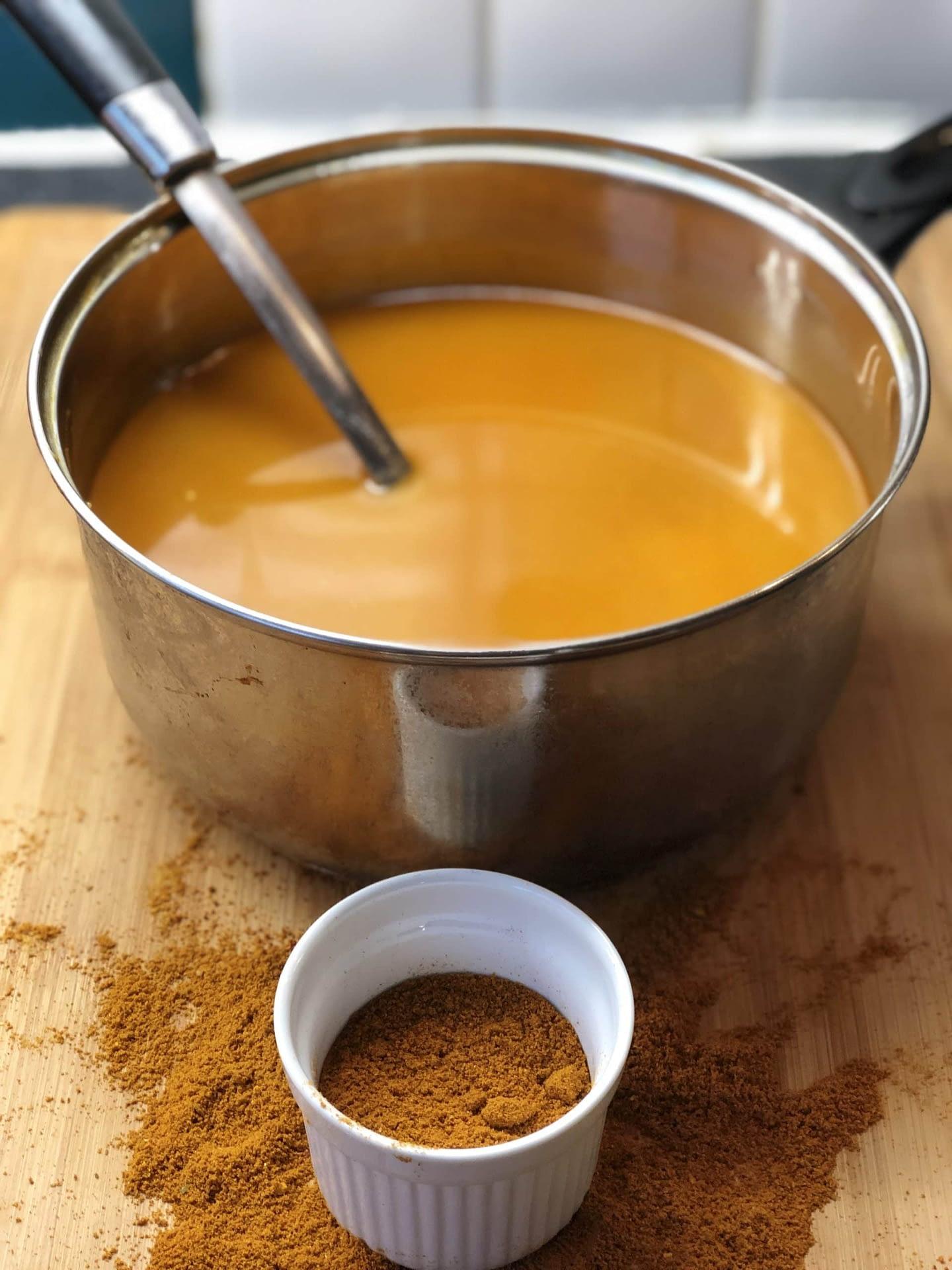 Base Gravy & Mix Powder