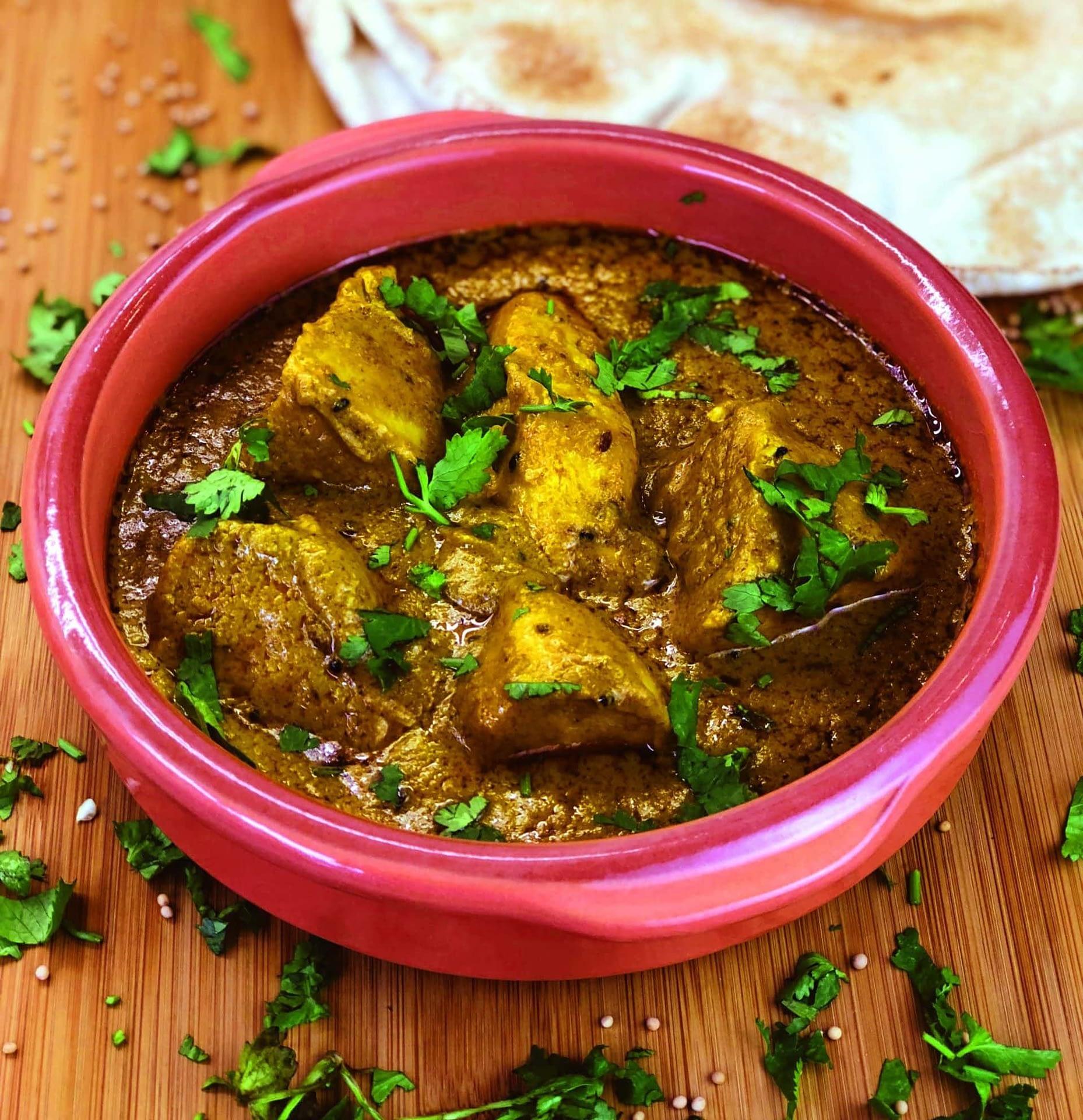 Chicken Tikka Adrak
