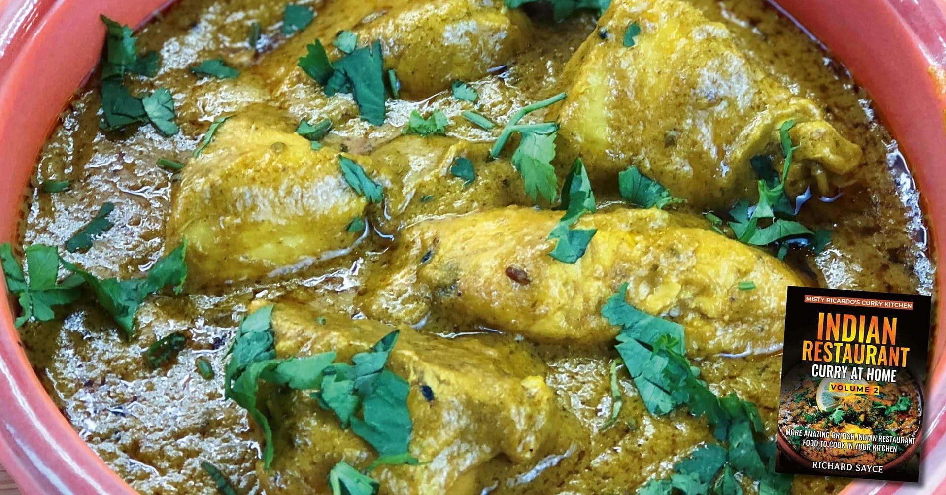 Chicken Shorshe Masala