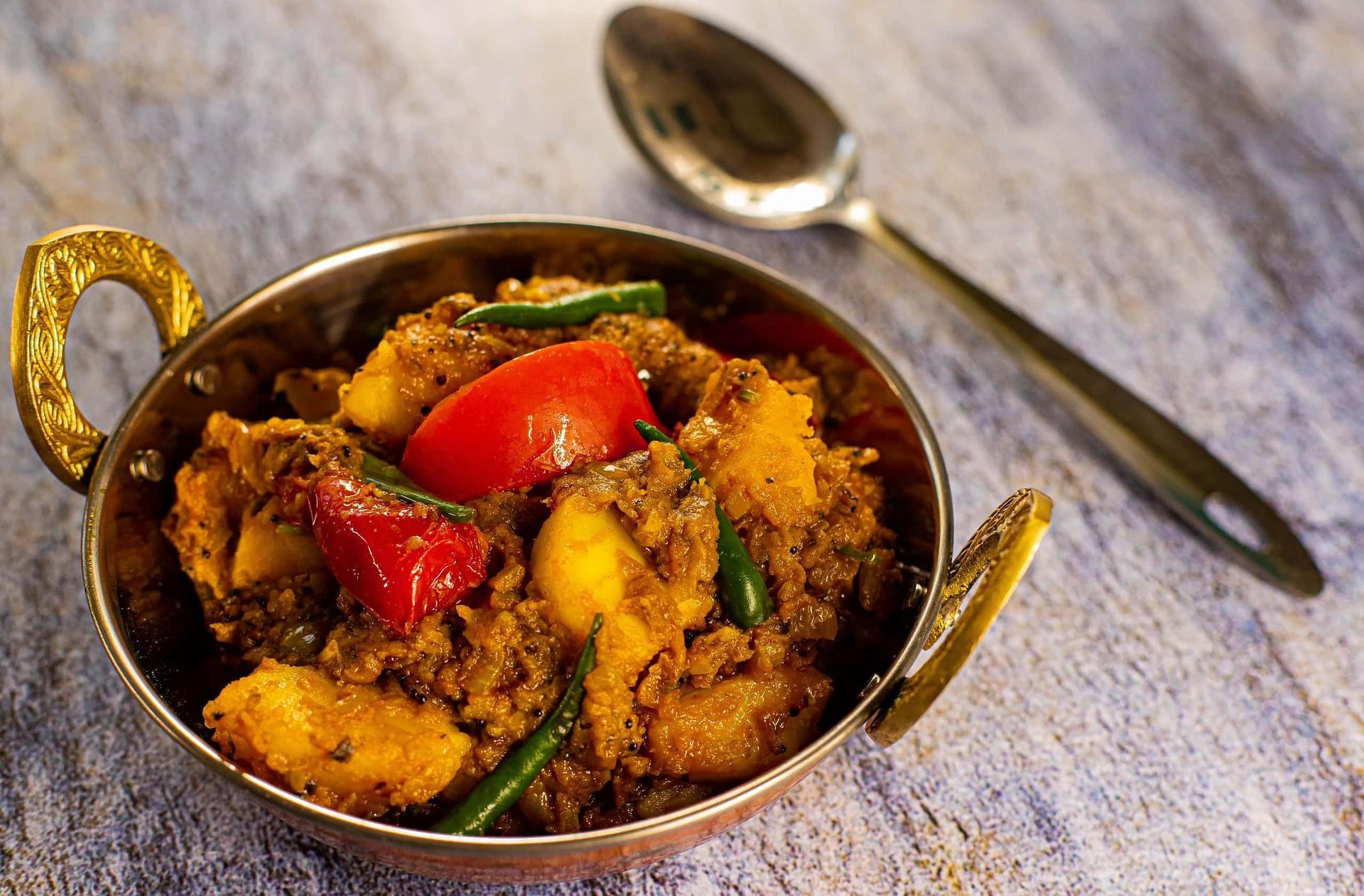 Bombay Aloo (Bombay Potatoes)