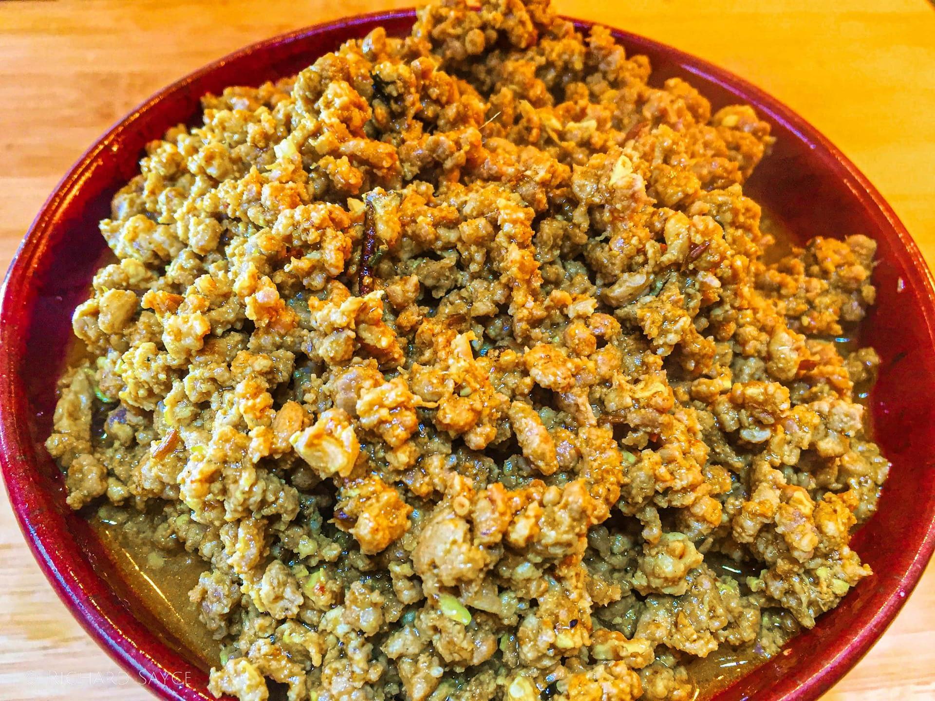 Pre-Cooked Keema